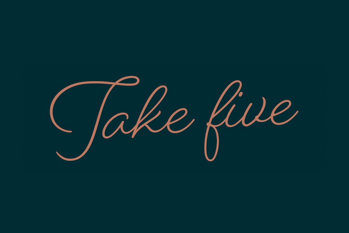 Take Five - Meeting & Event Offers Manchester City Centre